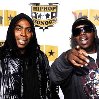 PMD, Erick Sermon in 5th Annual VH1 Hip Hop Honors - Arrivals