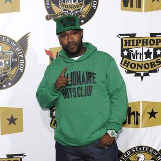 Bun B in 5th Annual VH1 Hip Hop Honors - Arrivals - SDW-000584