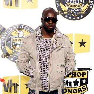 Wyclef Jean in 5th Annual VH1 Hip Hop Honors - Arrivals
