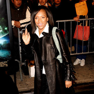 "Lil Mama in ""The Day the Earth Stood Still"" New York Premiere - Arrivals"