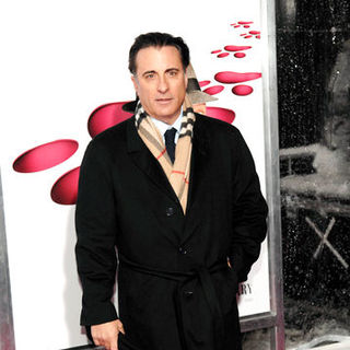 "Andy Garcia in ""The Pink Panther 2"" New York Premiere - Arrivals"