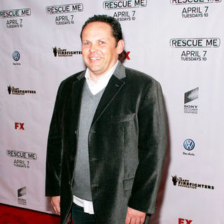 "Kevin Chapman in ""Rescue Me"" Season 5 New York City Premiere - Arrivals"