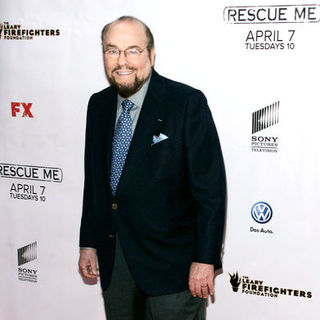 "James Lipton in ""Rescue Me"" Season 5 New York City Premiere - Arrivals"