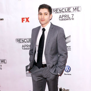 "Michael Zegen in ""Rescue Me"" Season 5 New York City Premiere - Arrivals"