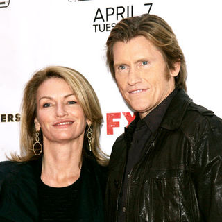 "Denis Leary, Ann Lembeck in ""Rescue Me"" Season 5 New York City Premiere - Arrivals"