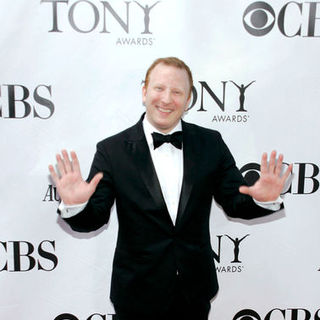 Hunter Bell in 63rd Annual Tony Awards - Arrivals