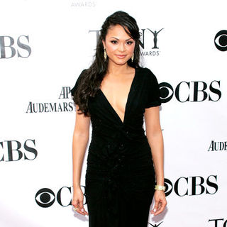 Karen Olivo in 63rd Annual Tony Awards - Arrivals