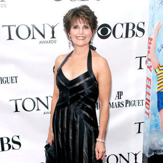 Lucie Arnaz in 63rd Annual Tony Awards - Arrivals