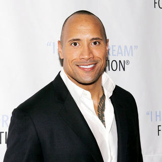 The Rock in 2009 I Have a Dream Foundation Spring Gala - Arrivals