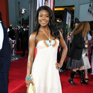 Gabrielle Union in The Longest Yard LA Premiere