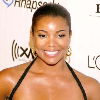 Gabrielle Union in 2006 Clive Davis Pre-GRAMMY Awards Party