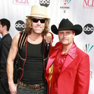 Big & Rich in 2006 NCLR ALMA Awards - Arrivals