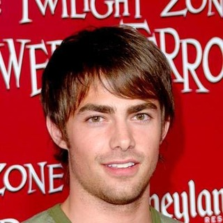 Jonathan Bennett in The Twilight Zone Tower of Terror Opening At Disneyland