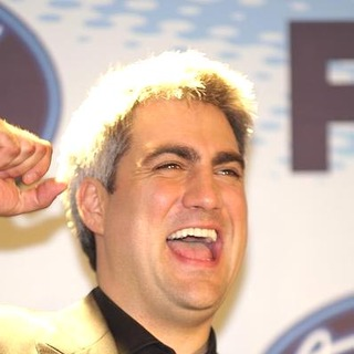 Taylor Hicks in American Idol Season 5 Grand Finale - Press Room