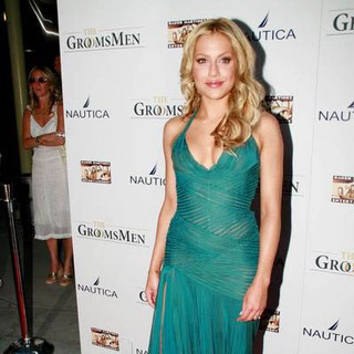 Brittany Murphy in The Groomsmen Movie Premiere - Arrivals