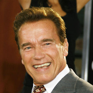 Arnold Schwarzenegger in World Premiere of Rocky Balboa