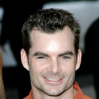 Jeff Gordon in Identity Movie Premiere
