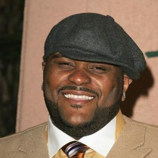 Ruben Studdard in Clive Davis' 2005 Pre-GRAMMY Awards Party - Arrivals - SGG-058328