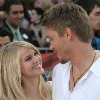 Chad Michael Murray, Kenzie Dalton in PIRATES OF THE CARIBBEAN: AT WORLD'S END World Premiere