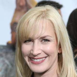 Angela Kinsey in Evan Almighty World Premiere