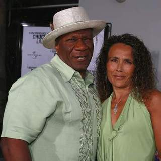 Ving Rhames in I Now Pronounce You Chuck And Larry World Premiere presented by Universal Pictures