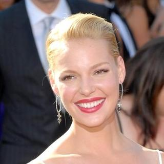 Katherine Heigl - The 59th Annual Primetime EMMY Awards - Arrivals