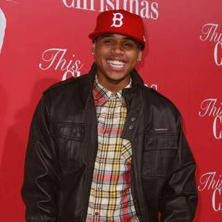 Chris Brown - Screen Gems Presents the World Premiere of
