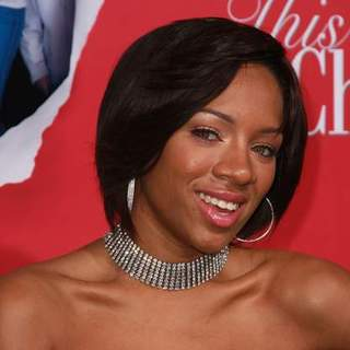 "Lil Mama in Screen Gems Presents the World Premiere of ""This Christmas"""