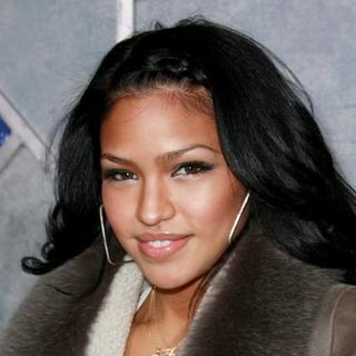 "Cassie in ""Step Up 2 - The Streets"" Hollywood Premiere - Arrivals"