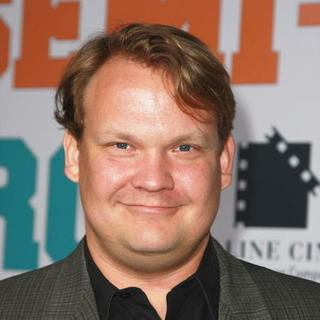 "Andy Richter in ""Semi-Pro"" Los Angeles Premiere - Arrivals"
