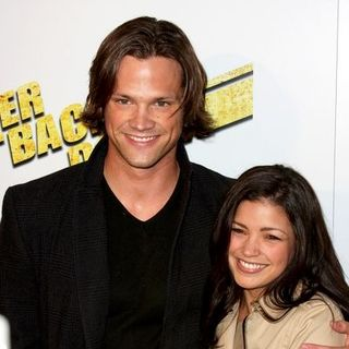 "Jared Padalecki, Sandra McCoy in ""Never Back Down"" Hollywood Premiere - Arrivals"