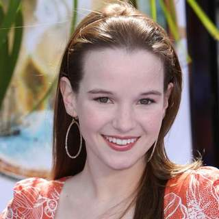 "Kay Panabaker in ""Nim's Island"" World Premiere - Arrivals"