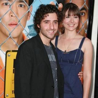 "David Krumholtz, Vanessa Britting in ""Harold & Kumar Escape From Guantanamo Bay"" Los Angeles Premiere - Arrivals"