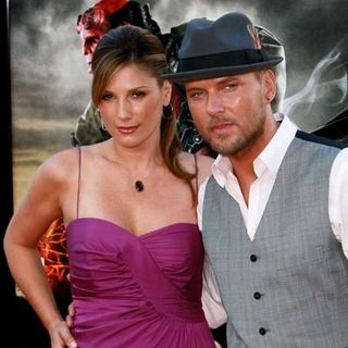 "Daisy Fuentes, Matt Goss in 2008 Los Angeles Film Festival - ""Hellboy II: The Golden Army"" Premiere - Arrivals"