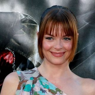 "Jaime King in 2008 Los Angeles Film Festival - ""Hellboy II: The Golden Army"" Premiere - Arrivals"