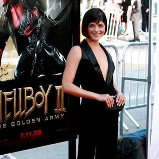 "Selma Blair in 2008 Los Angeles Film Festival - ""Hellboy II: The Golden Army"" Premiere - Arrivals"