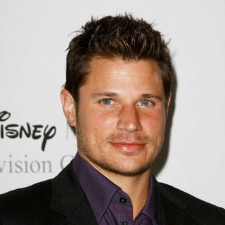 "Nick Lachey in ABC and Disney ""TCA - All Star Party"" Winter Press Tour - Arrivals"