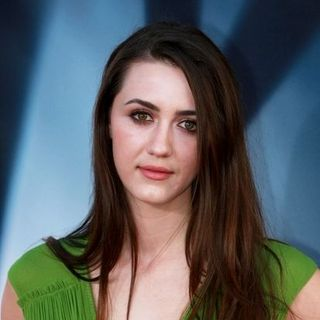 "Madeline Zima in ""The X-Files - I Want to Believe"" Hollywood Premiere - Arrivals"