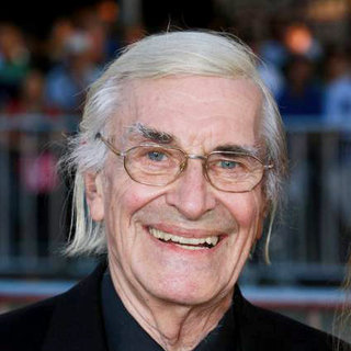 "Martin Landau in ""The X-Files - I Want to Believe"" Hollywood Premiere - Arrivals"