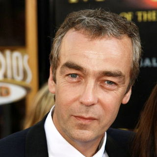 "John Hannah in ""The Mummy: Tomb of the Dragon Emperor"" American Premiere - Arrivals"