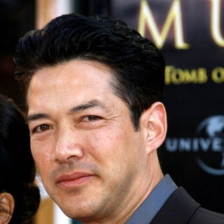 "Russell Wong in ""The Mummy: Tomb of the Dragon Emperor"" American Premiere - Arrivals"
