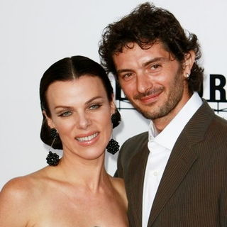 "Debi Mazar, Gabriele Corcos in ""The Women"" Los Angeles Premiere - Arrivals"