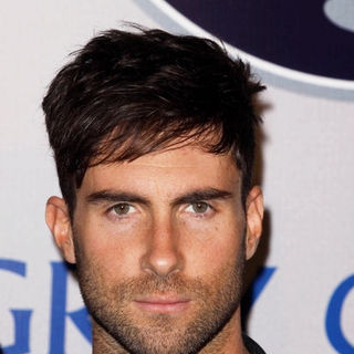 Adam Levine, Maroon 5 in 2008 Breeders' Cup Winners Circle Gala - Arrivals