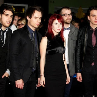 "Paramore in ""Twilight"" Los Angeles Premiere - Arrivals"