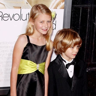 "Ryan Simpkins, Ty Simpkins in ""Revolutionary Road"" World Premiere - Arrivals"