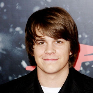 "Johnny Simmons in ""The Spirit"" Hollywood Premiere - Arrivals"
