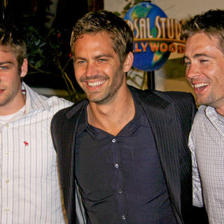 "Paul Walker in ""Fast and Furious"" Los Angeles Premiere - Arrivals"