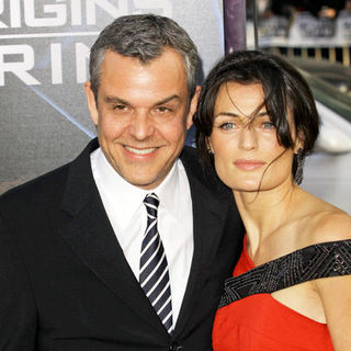 "Danny Huston, Lyne Renee in ""X-Men Origins: Wolverine"" Los Angeles Premiere - Arrivals"