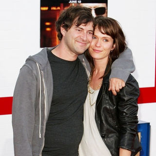 "Mark Duplass, Katie Aselton in ""The Taking of Pelham 123"" Los Angeles Premiere - Arrivals"