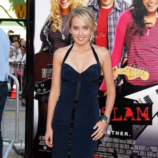 "Megan Park in ""Bandslam"" Los Angeles Premiere - Arrivals"